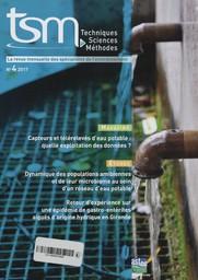 Techniques sciences méthodes. 4, Dimanche 9 Avril 2017 |